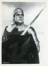TONY CURTIS THE BLACK SHIELD OF FALWORTH 1954 VINTAGE PHOTO ORIGINAL