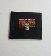 Tekken 3 collector's edition complete PS1 Sony PlayStation⭐OZ SELLER GET IT FAST