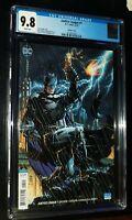 JUSTICE LEAGUE #1 Lee Variant Cover A 2018 DC Comics CGC 9.8 NM-MT