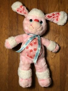 1989 Yum Yums CHEERY CHERRY POODLE vintage Kenner Hallmark plush with ribbon
