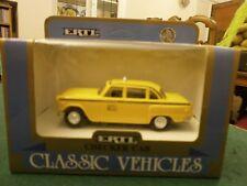 Ertl Chevrolet Checker Cab