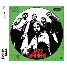 CD JAZZ CARRIERS Carry On!   / Polish Jazz vol. 34 / reedycja 2017
