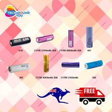 Samsung Efest Golisi 21700 High Drain Lithium rechargeable Batteries