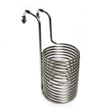 Speidel Stainless steel Home Brew Beer wort chiller for 20 litre Braumeister