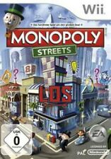 Nintendo Wii Wii U Monopoly Streets tedesco come nuovo