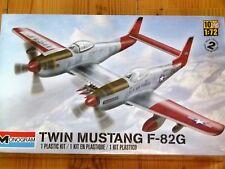 Revell Monogram 1:72 F-82G Twin Mustang Aircraft Model Kit