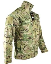 New Style Trooper Soft Shell Jacket Coat MTP BTP Tactical Military Airsoft