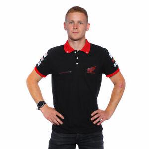 Honda British Superbikes Team Polo Shirt - New Official Merchandise