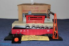 Lionel Trains 342 Operating Culvert Loader Accessory O Gauge **