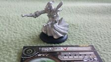 Pistol Wraith for Cryx Warmachine USED Privateer Press metal Hordes