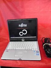 Fujitsu Lifebook T901 T Series Win 7 Pro 250gb SSD