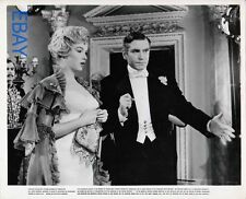 Marilyn Monroe Laurence Olivier VINTAGE Photo The Prince and the Showgirl