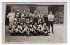 Football Inter-War (1918-39) Collectable Postcards