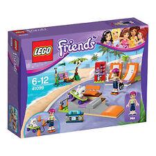 LEGO Friends Heartlake Skatepark (41099) NEU + OVP