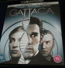 Gattaca (1997) 4K Ultra HD & Blu-ray)