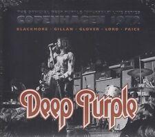 Deep Purple / Live In Copenhagen 1972 - 4 Bonus Tracks - Remastered (2 CDs, NEW)
