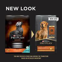Purina Pro Plan Adult Shredded Blend Chicken & Rice Formula Dry Food For Dog