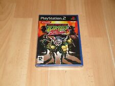 TEENAGE MUTANT NINJA TURTLES 3 MUTANT NIGHTMARE DE KONAMI PS2 NUEVO PRECINTADO