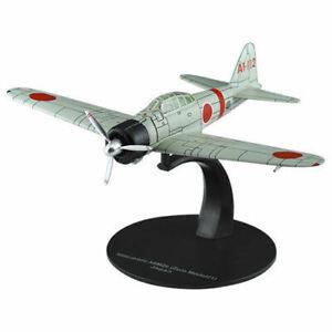 Avion Mitsubishi A6M2b Zero 21 - 1/72 WW2 militaire DeAgostini AC11