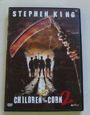 DVD CHILDREN OF THE CORN 2 - Terrence KNOX / Paul SCHERRER - Stephen KING