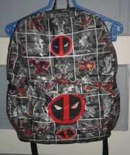 Marvel Deadpool backpack comic