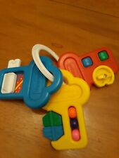 baby toys FISHER-PRICE busy baby keys 5