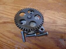 2000 Kawasaki KLR650 KL650 Engine Oil Pump Gear Assembly