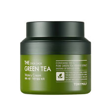 [TONYMOLY] The Chok Chok Green Tea Watery Cream - 60ml