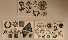 aesthetic temporary tattoos