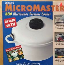Jobar Micro Magic Microwave Pressure Cooker JC2045