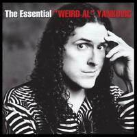 WEIRD AL YANKOVIC (2 CD) THE ESSENTIAL ~ BEST OF / GREATEST HITS ~ COMEDY *NEW*