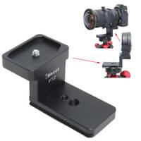 Stativschelle Stativring Objektiv Fuß für Nikon FTZ Mount Konverter Adapter Ring
