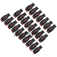 Sandisk Cruzer Blade 64GB USB Flash Drive Thumb Pen Memory Stick SDCZ50 Lot 25