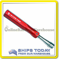 GO KART ROTAX MAIN JET DRIVER TOOL - IT CENTRES HOLDS REMOVES AND REPLACES JETS
