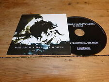 War From A Harlots Mouth – In Shoals  !!!!!!!! RARE CD PROMO !!!!!!!!!!!!
