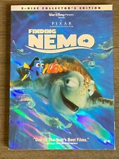 Finding Nemo Dvd 2-Disc Collector's Edition Slipcover Included