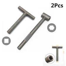 2Pcs T Type Adjuster Wrench Multi-Use Motorcycle Bike Engine Valve Repair Tools
