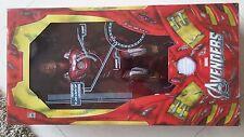 NECA 1/4 Scale Iron Man (Battle Damaged Version, Tony Stark) (The Avengers)