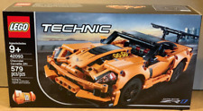 Lego Technic 42093 Two in One Chevrolet Corvette Zr1 Orange Bnib
