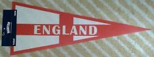 England Full Size country Pennant olympics soccer