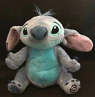 """Stitch Disney Plush Stuffed Animal Store Exclusive Lilo & Stitch Sitting 10"""""""