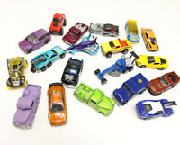 Hot Wheels Lot of 20 Cars 1:64 Scale Die Cast Some Vintage