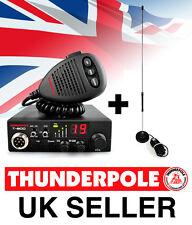 Thunderpole T-800 + KIT APOLLO MAG   12v AM/FM Radio CB & ANTENNA PACK