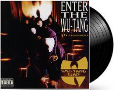 Wu-tang Clan Enter The Wu Tang 36 Chambers Vinyl LP &
