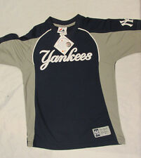 Majestic Youth Medium New York NY Yankees Short Sleeve Jersey  NEW
