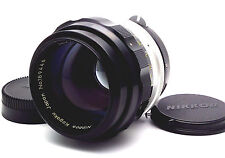 NIKON NIKKOR-H AUTO 85mm f1.8 Non-Ai Lens From Japan *Excellent+++* #45