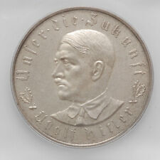 1933 Germany Third Reich Silver Coin / Medal, ICG MS65