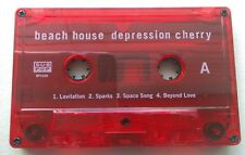 Beach House DEPRESSION CHERRY New Sealed Red Colored Cassette Tape