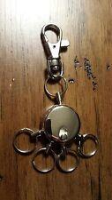 KEY-BAK #8803 Key Spider Key Chain with 4 Split Rings & Trigger - Brand New