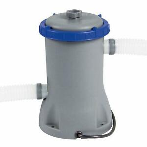 Bestway Flowclear 530gal Filter Pump Swimming Pool - New - Free Delivery